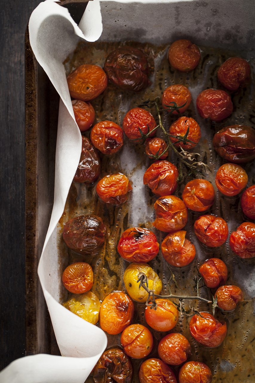 Tomatoes Food Styling by Butter & Basil
