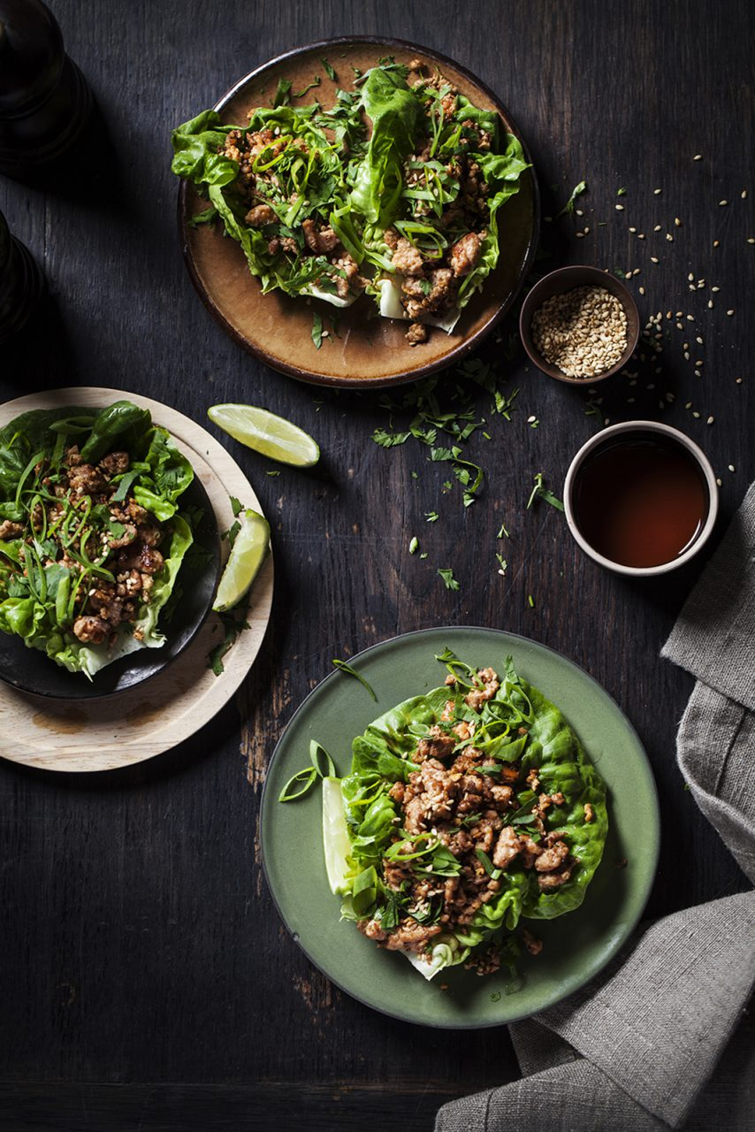 Salad Food Styling by Butter & Basil
