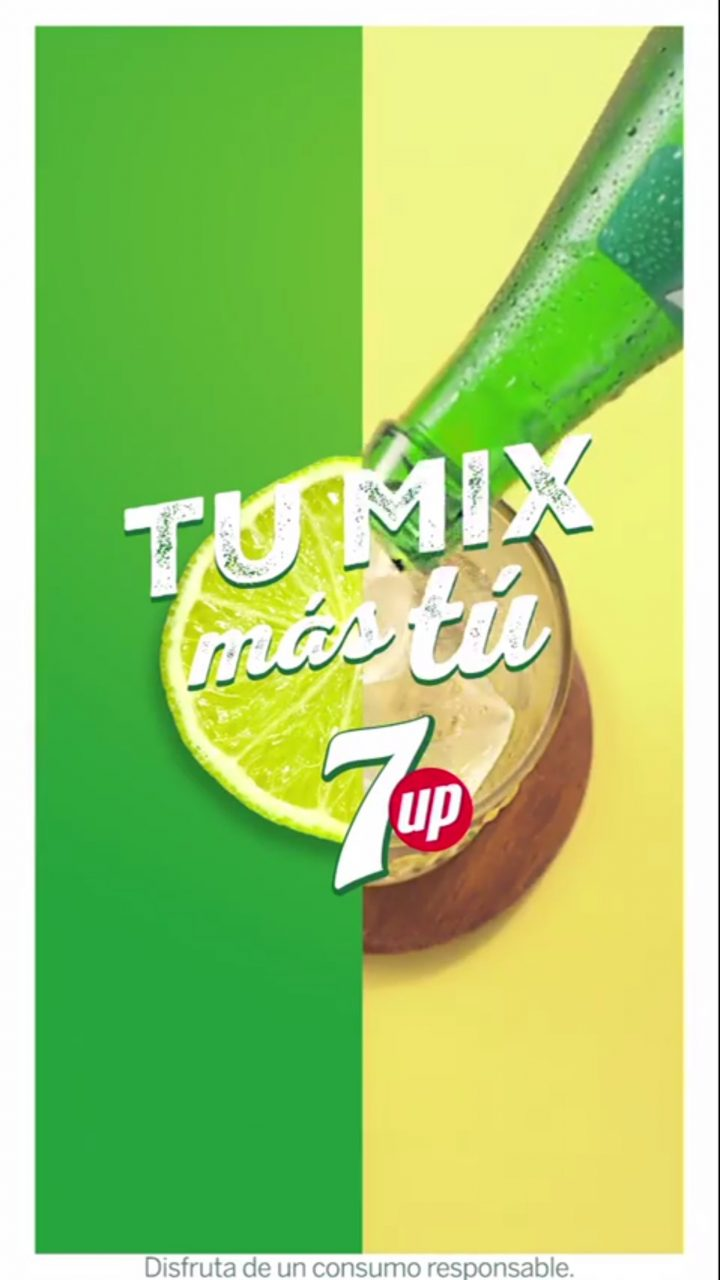 7up mixing product styling Home Economist by Butter & Basil