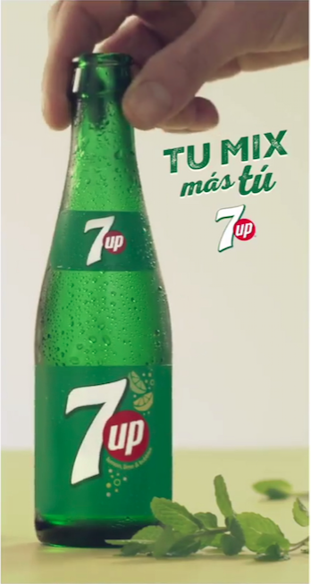 7Up – Mixing