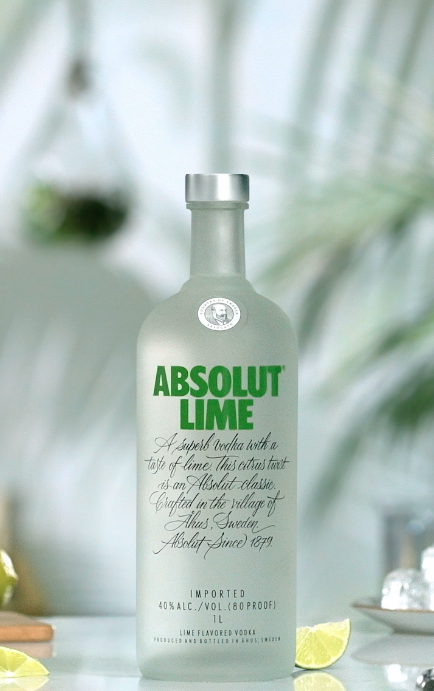 Absolut Lime Cocktails Food Stylist Yorinde Sleegers