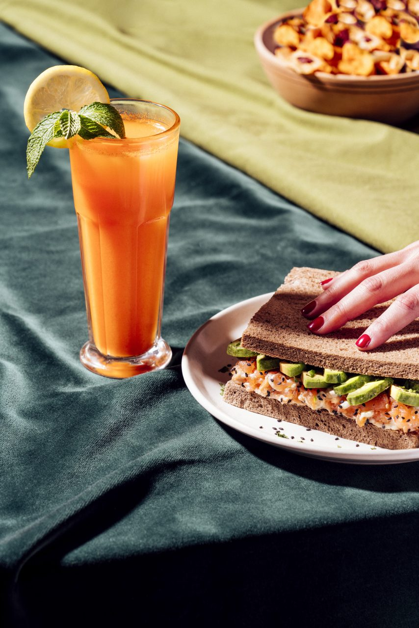 Central Cafe Barcelona Food Styling Stylist Yorinde Sleegers